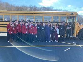 Grant SkillsUSA Chapter Competes at Regional Competition